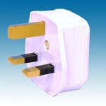 Image of a three pin plug